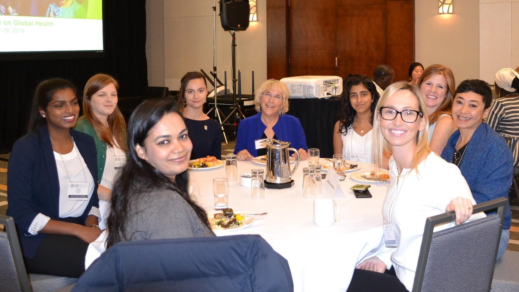 Leacross Foundation Delegates