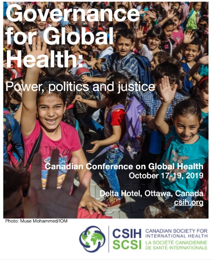 Canadian Conference on Global Health | CSIH