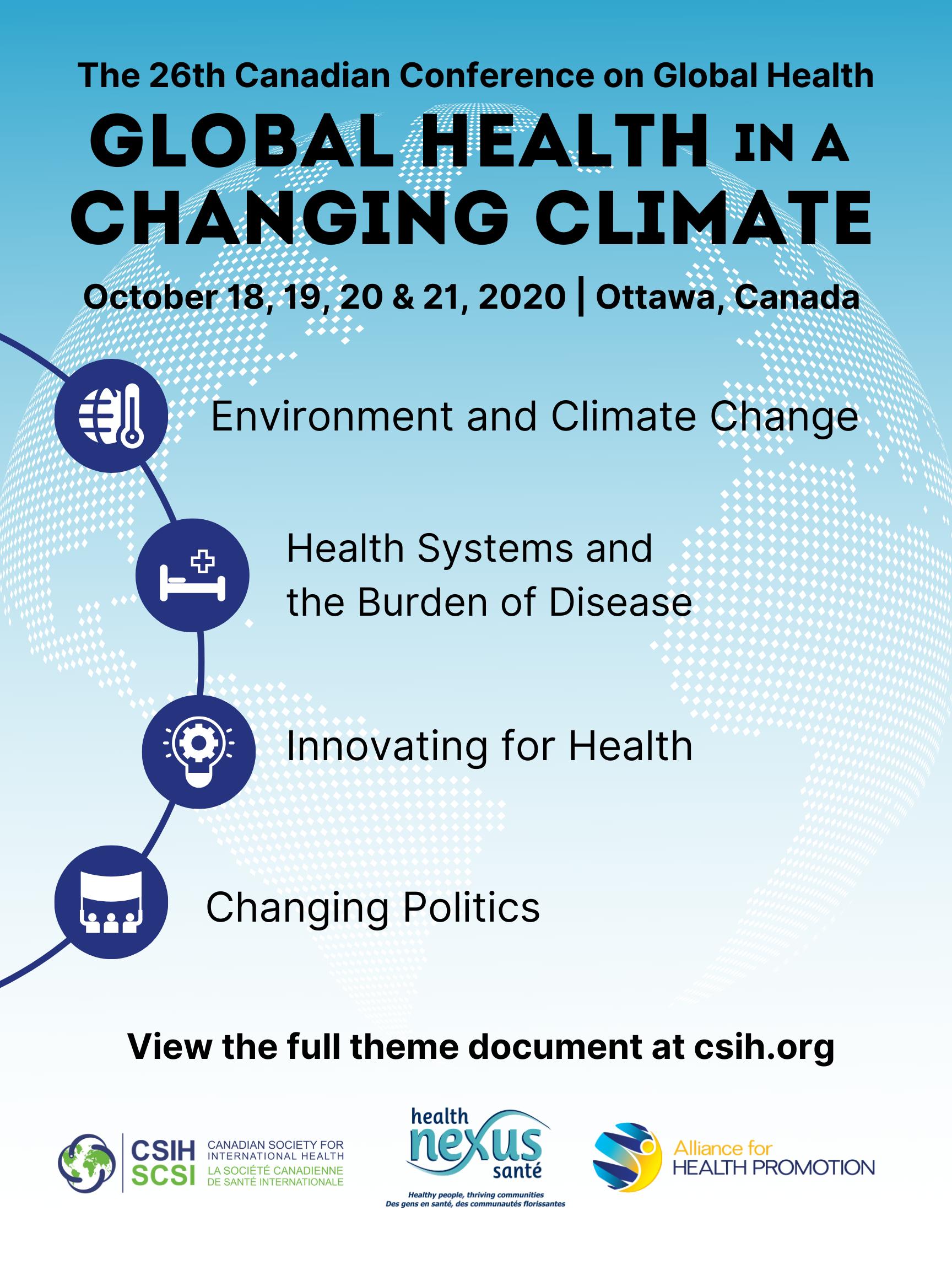 CCGH 2020 poster