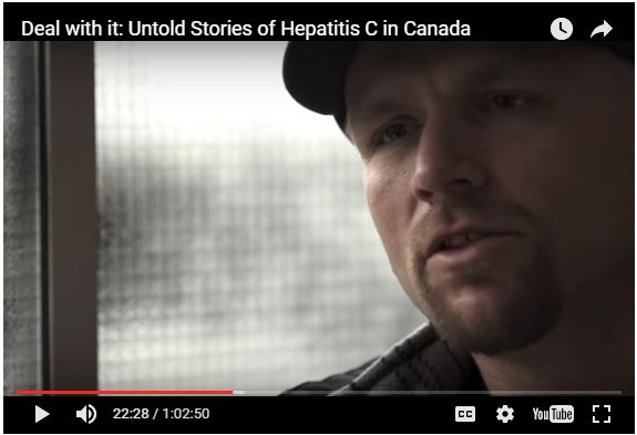 Deal with it: Untold Stories of Hepatitis C in Canada