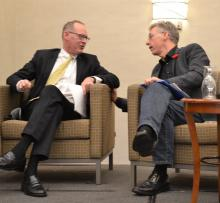 Paul Farmer and James Orbinski